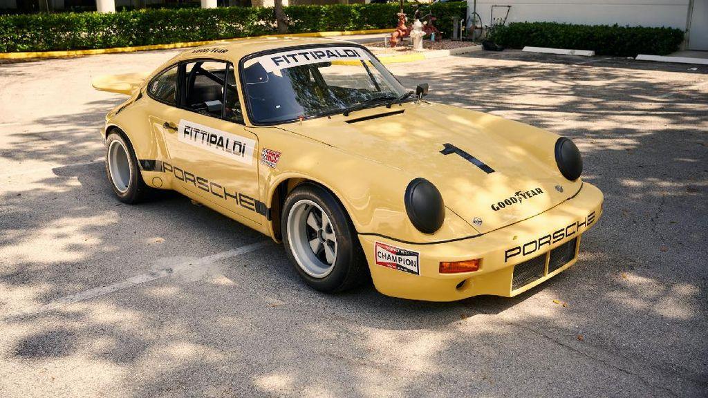 Porsche 911 Bekas Pablo Escobar Dilelang, Harganya Tembus Rp 12 Miliar
