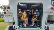 Potret Antusias Warga Datang di Hari Terakhir Pameran Alutsista TNI