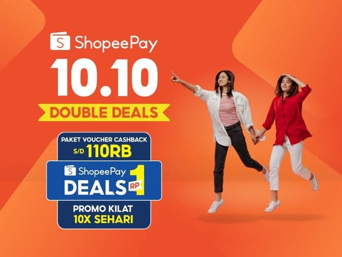 Promo 10.10 ShopeePay.