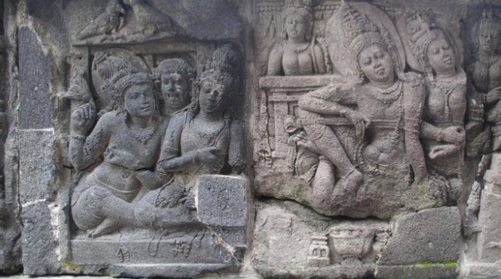 Candi Mana Saja yang Menampilkan Relief Kisah Rama dan Sinta?