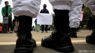 Setahun UU Cipta Kerja, BEM SI Gelar Aksi di Patung Kuda