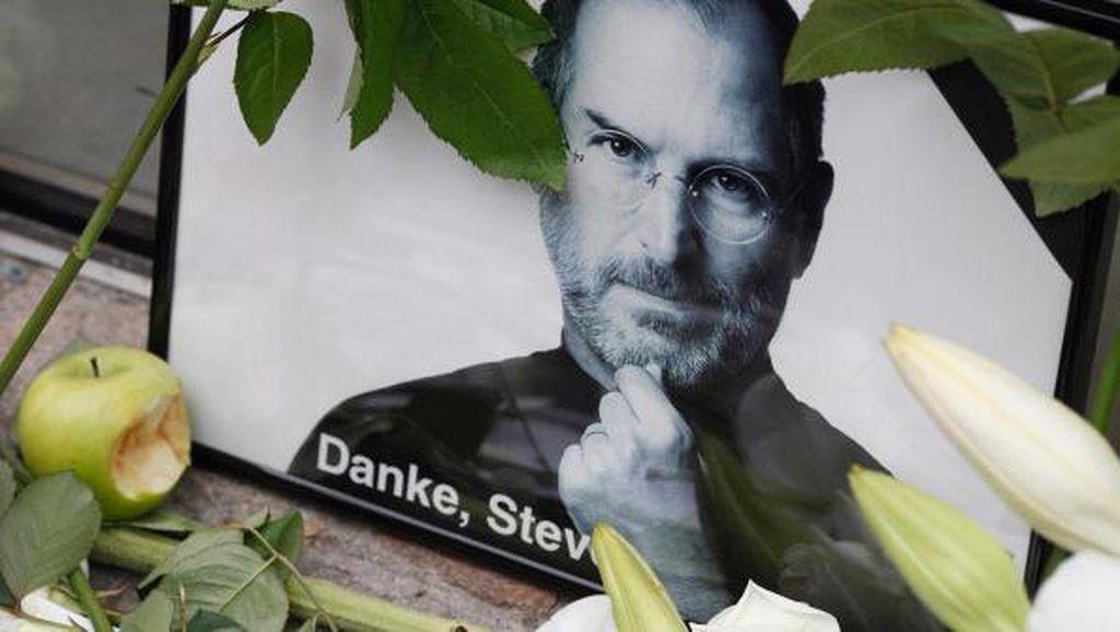 Ini Kemampuan Steve Jobs yang Dikagumi Elon Musk