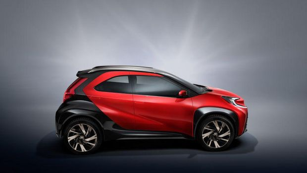 Toyota Aygo X meluncur di Eropa bulan November 2021