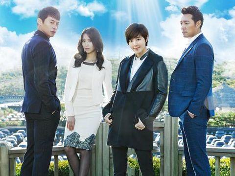 6 Aktris Korea Ini Berperan Jadi Pria di Drama