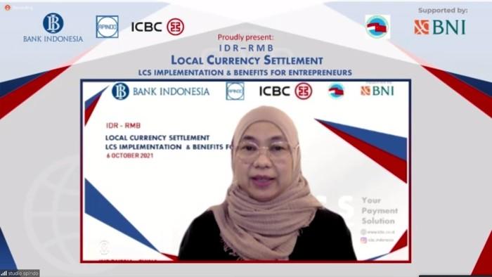 BNI Dukung BI Implementasikan LCS untuk Dukung Bisnis Internasional