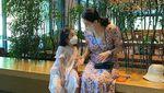 Senyum Choi Jung Yoon di Tengah Perceraian dengan Suami Konglomerat
