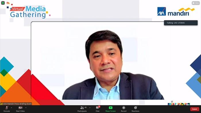 Direktur AXA Mandiri Uke Giri Utama