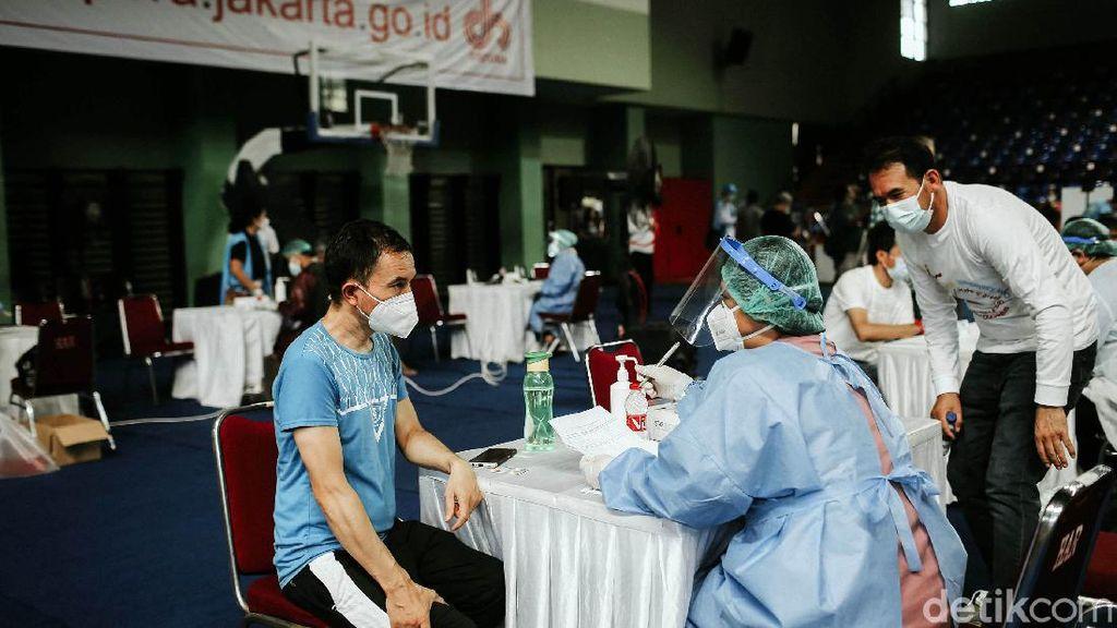 Rawan Terpapar COVID, Ini Panduan Sementara Vaksinasi bagi Pengungsi