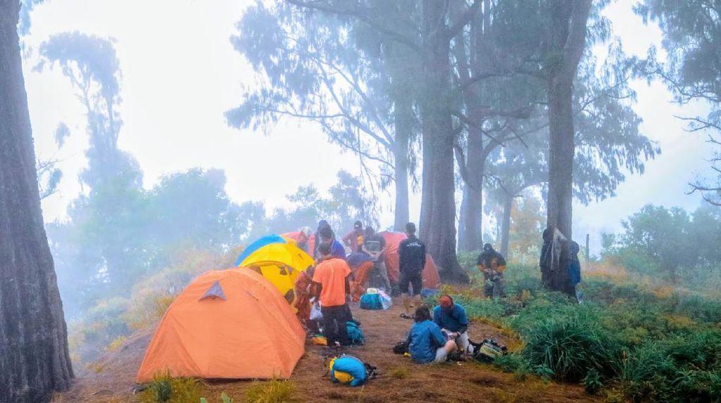 Pos Pendakian Gunung Raung Kerap Disebut Pondok Mayit-Demit