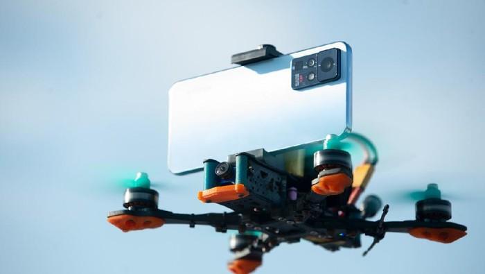 Infinix Zero X Fly to the Sky Challenge, ajang menjajal kemampuan kamera Infinix Zero X yang punya keunggulan zoom 60x.