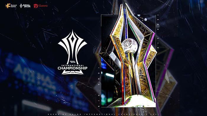 Catat! Ini Jadwal Arena of Valor International Championship 2021