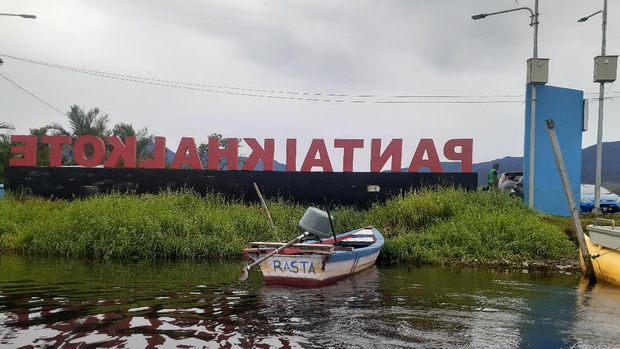 Khalkote Danau Sentani