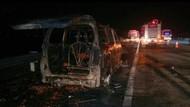 Usai Antar Jenazah ke Madura, Ambulans Masjid Jakarta Terbakar di Tol Jombang