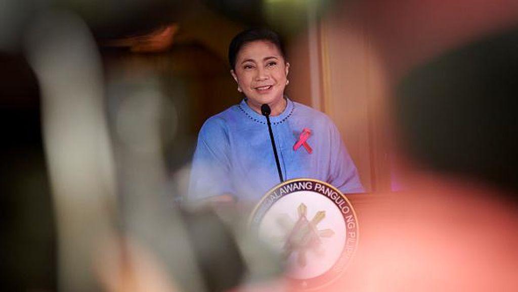 Musuh Bebuyutan Duterte Ikut Maju Pilpres Filipina