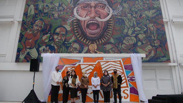 Pembukaan Biennale Jogja 2021