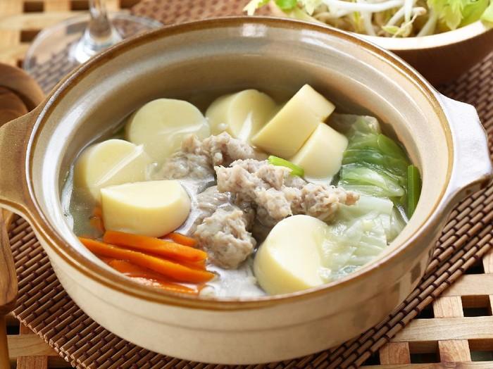 Resep Sup Tofu dan Sayuran
