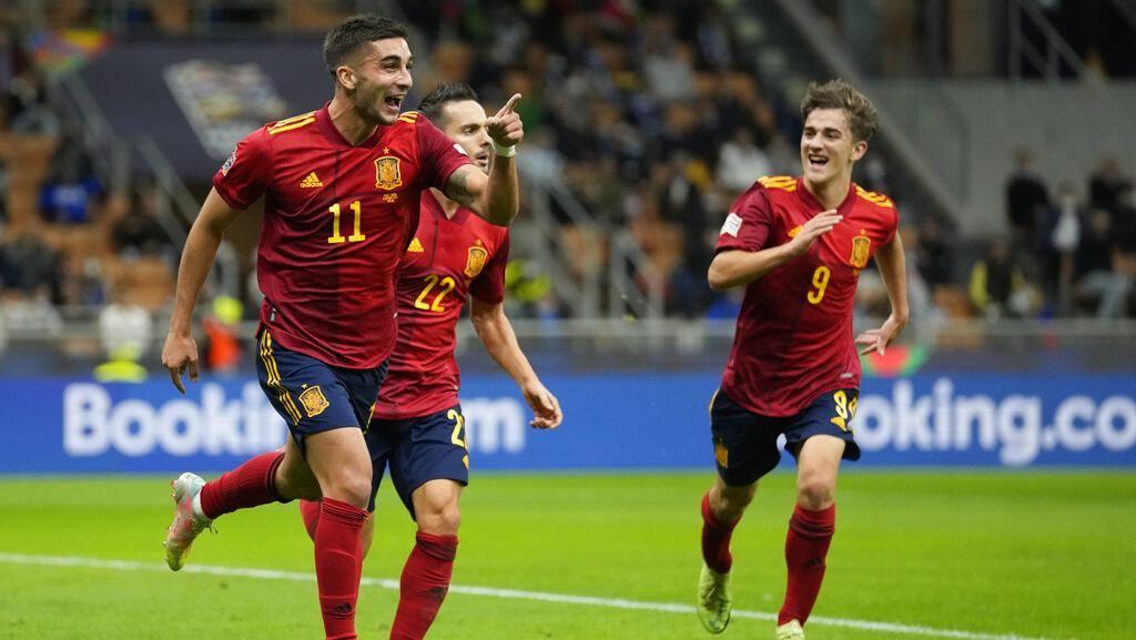 Spanyol Lolos ke Final UEFA Nations League