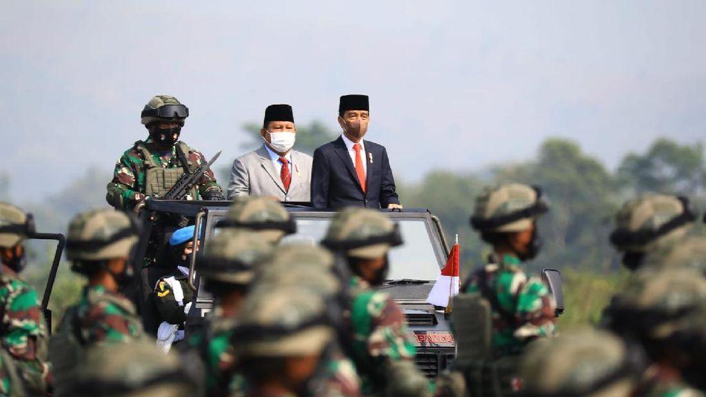 Foto: Menteri Jokowi yang Potensial Maju di Pilpres 2024, Siapa Saja?