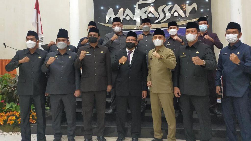 Walkot Makassar Lantik 40 Pejabat Eselon III, Bakal Urusi Sampah