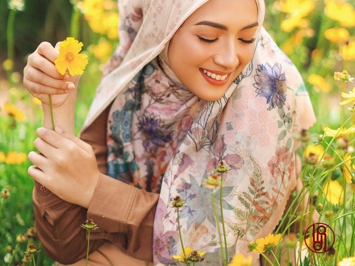Tren hijab selama PPKM.