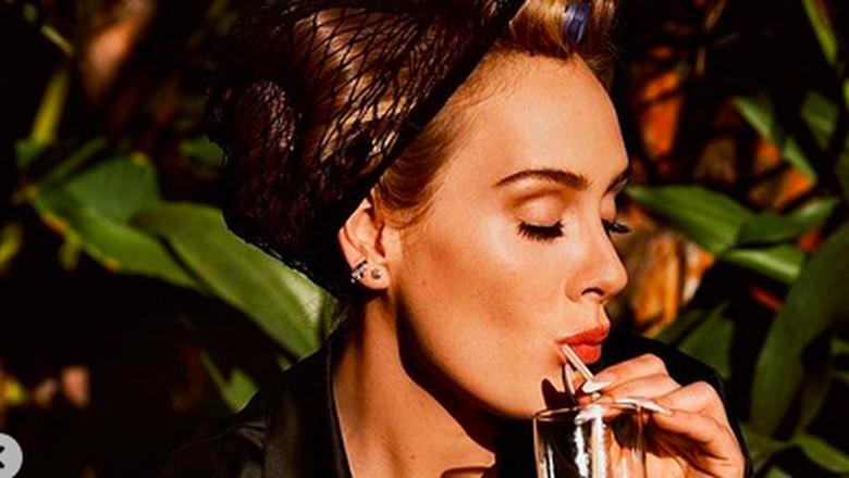 Adele Turun BB 45 Kg, Makanan Ini Dipilih Sebagai Makanan Terakhir