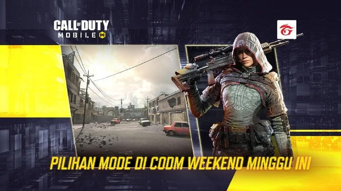 Banyak Mode Menantang di Call of Duty: Mobile, Favorit Kalian yang Mana?
