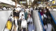 Begini Sibuknya Stasiun di Jepang Usai Diguncang Gempa M 6,1