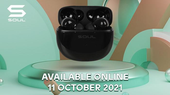 Ekslusif di Indonesia, TWS SOUL Ultra S1 Dijual Perdana di Tokopedia