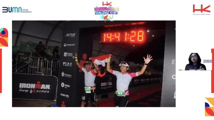 Gelar Coaching Clinic, HK Edukasi Pentingnya Endurance Sport