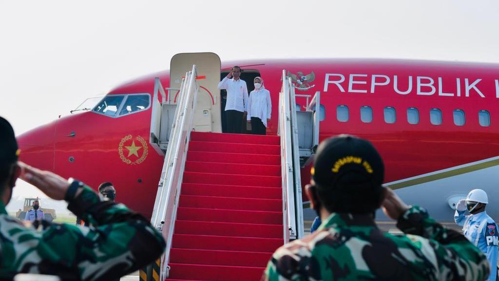 Bertolak ke Bali, Jokowi Bakal Tinjau Penanaman Mangrove-Venue KTT G20