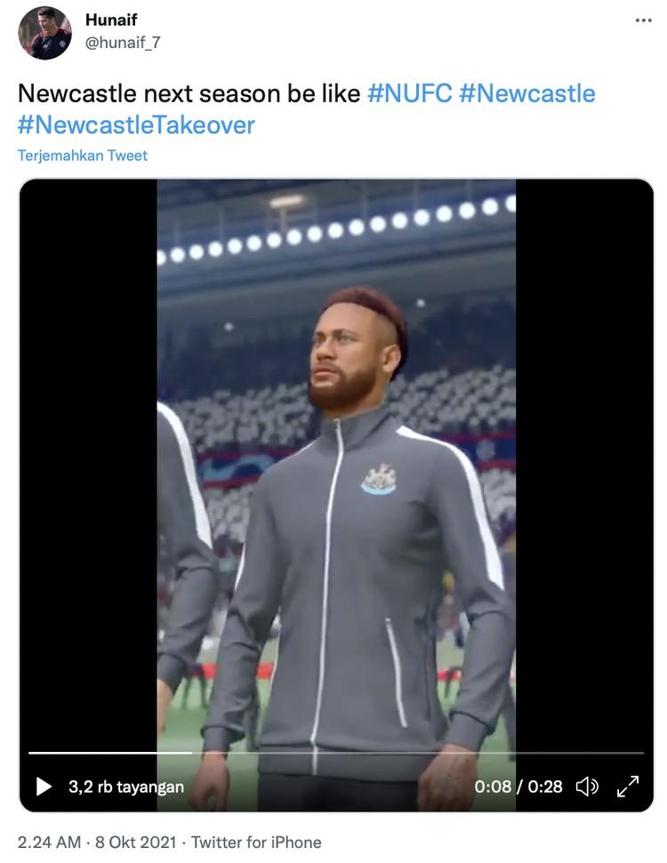 Newcastle United resmi dibeli Pangeran Arab Mohammed bin Salman Rp 5,8 T. Seiring pengalihan kepemilikan tersebut, The Magpies jadi klub bola terkaya di dunia.