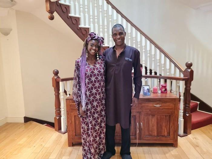 Pangeran Kunle dari Nigeria & Putri Keisha