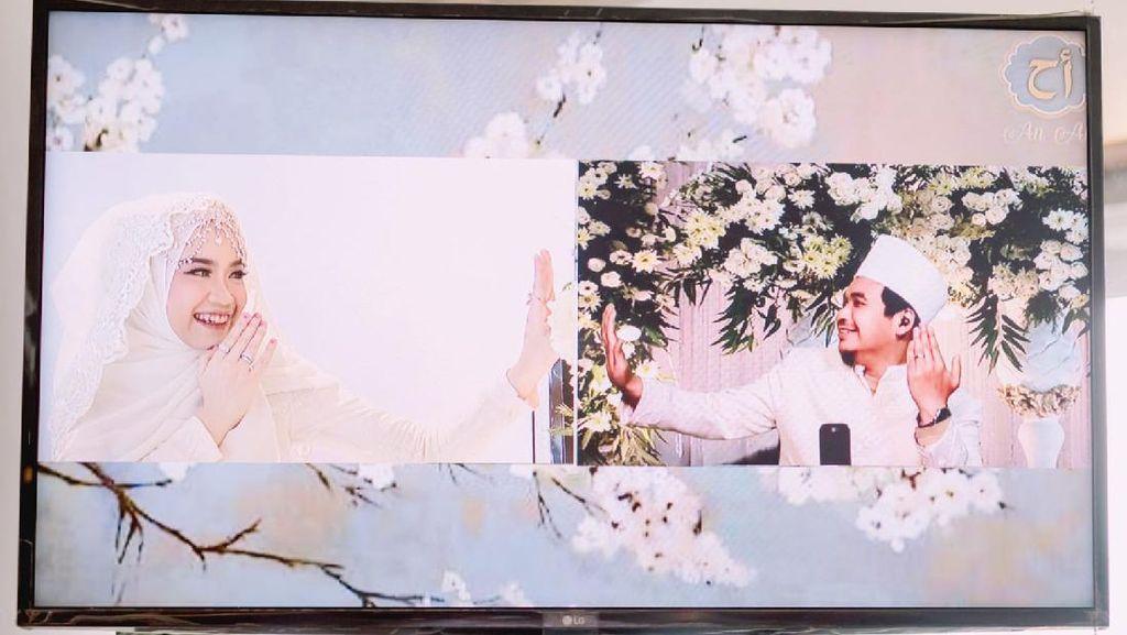 Kisah Pasangan Taaruf Gelar Akad Nikah Online karena Mempelai Pria di Jepang