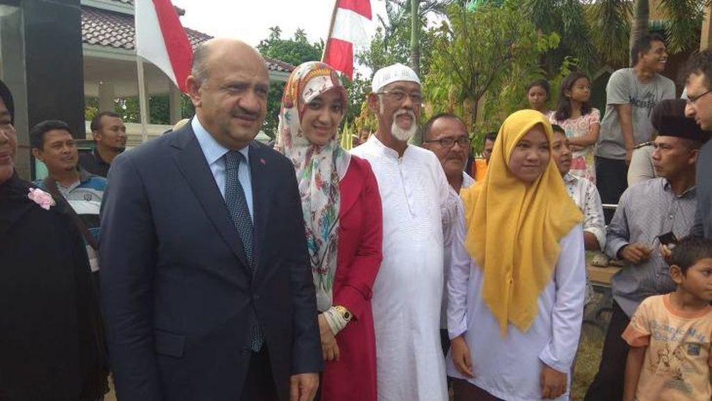 Keturunan Sultan Aceh Ungkap Respons Pemerintah Turki soal Surat ke Erdogan