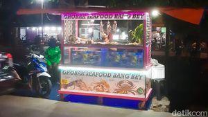 Dari Gerobak Sederhana, Kini Seafood Bang Bey Buka Cabang di Ruko