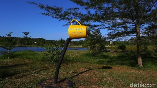Terdapat beberapa spot menarik diobjek wisata Kampong Reklamasi Selinsing, ini seperti fishing villa, parabolic shelter, area holtikultura, executive villa, bumi perkemahan (bumper), kupi tumpa dan area peternakan.