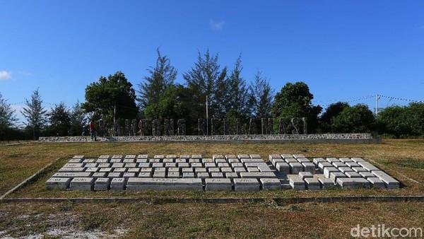 Namanya adalah Kampong Reklamasi Selinsing yang kini menjadi objek wisata baru di desa Selinsing Kecamatan Gantung, Belitung Timur.