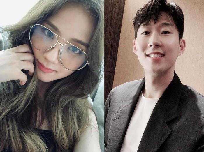 Son Heung Min dan Jisoo BLACKPINK Dikabarkan Pacaran