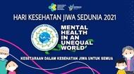 Tema Hari Kesehatan Jiwa Sedunia 2021, Logo dan Maknanya