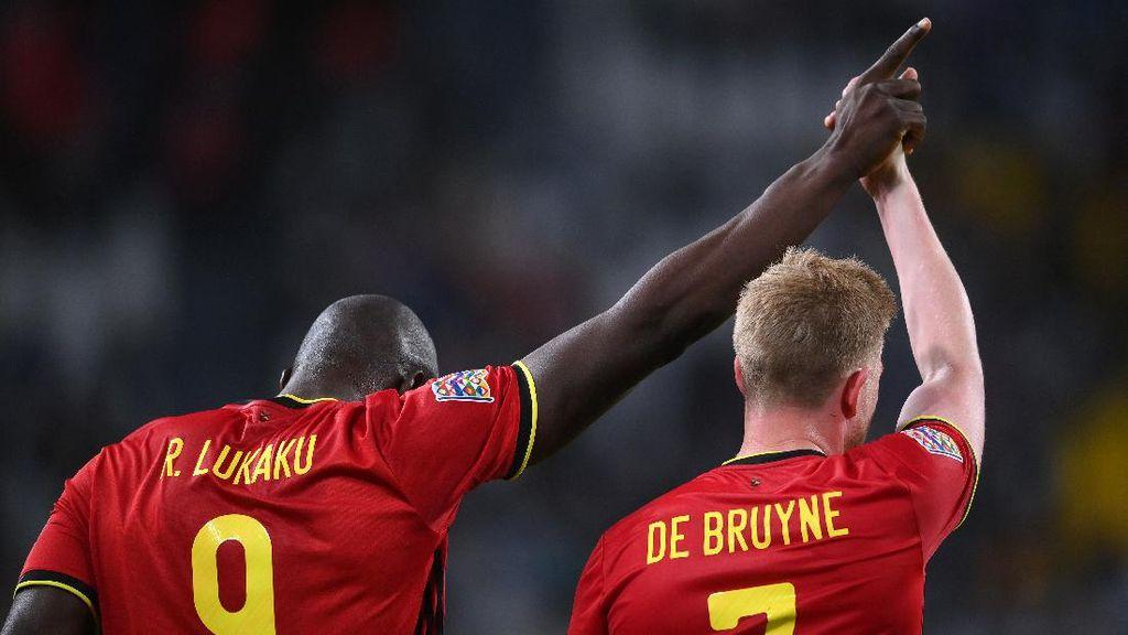 Italia Vs Belgia: De Rode Duivels Tak Usah Banyak Pikiran!