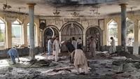 Janji Taliban Usai Tragedi Bom Masjid Afghanistan