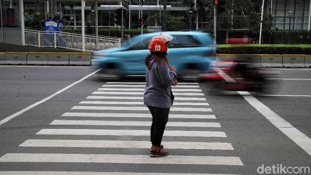 Fenomena Jakarta Tanpa Bayangan Tidak Terlihat Sempurna