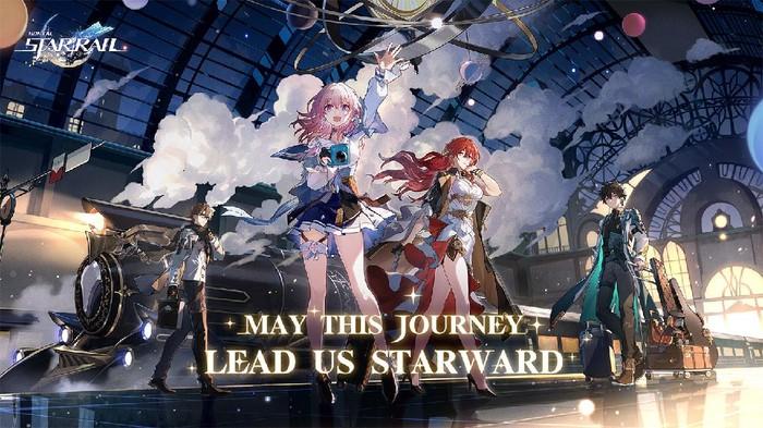 Honkai: Star Rail Telah Membuka Pendaftaran Uji Close Beta