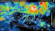 Waspada Siklon Lionrock-Kompasu, 25 Provinsi di RI Berpotensi Hujan Lebat