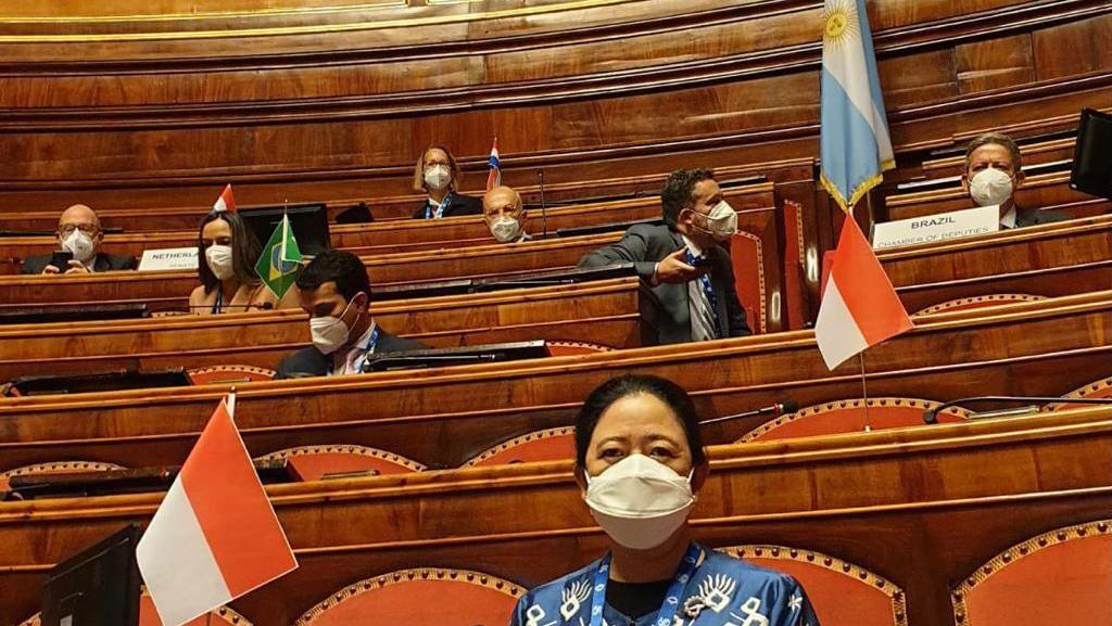 Puan: DPR RI Siap Sukseskan Presidensi G20 Indonesia