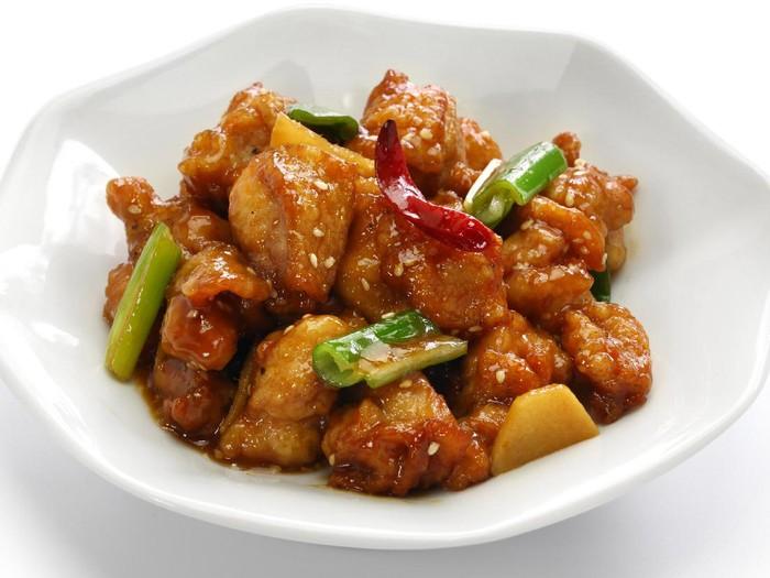 Resep General Tso Chicken