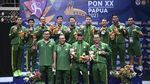 Bulutangkis Putra DKI Sabet Medali Emas PON Papua