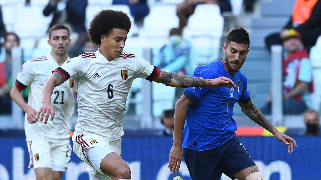 Babak I: Belgia Vs Italia Masih 0-0