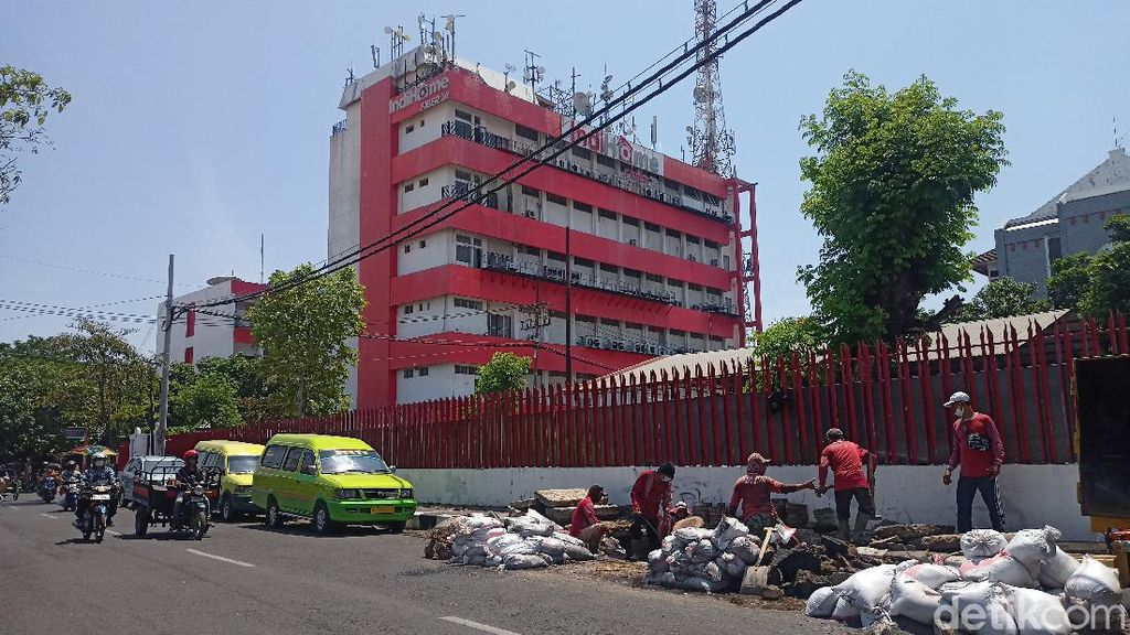 Menapaki Bekas Pabrik Senjata di Surabaya yang Jadi Cikal Bakal PT Pindad