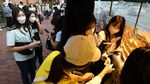 Pedagang Dalgona di Korsel Laris Manis Diserbu Fans Squid Game